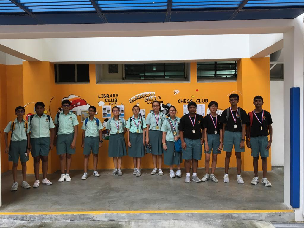 The 3 school teams at National Inter-school Team Chess Championship.jpg.jpg
